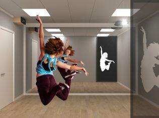 스크린 댄스방, 스크린댄스