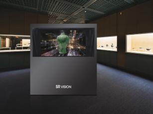 SR VISION 3D 디스플레이 무안경입체디스플레이